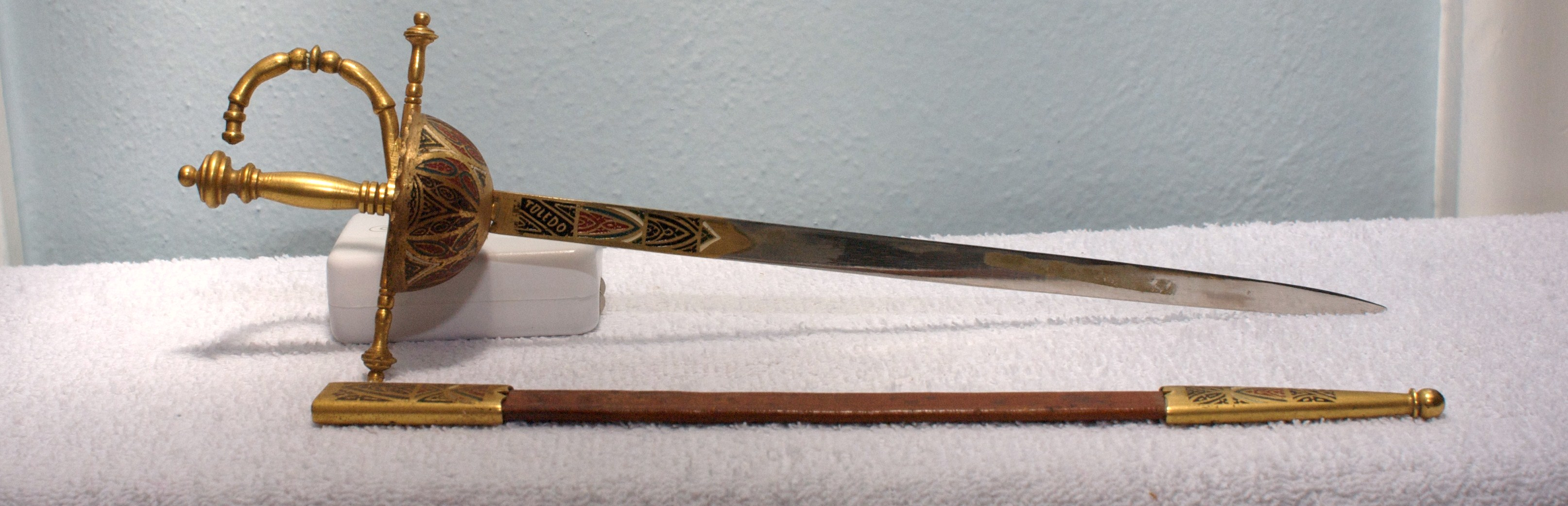 Henry A. Page Letter Opener