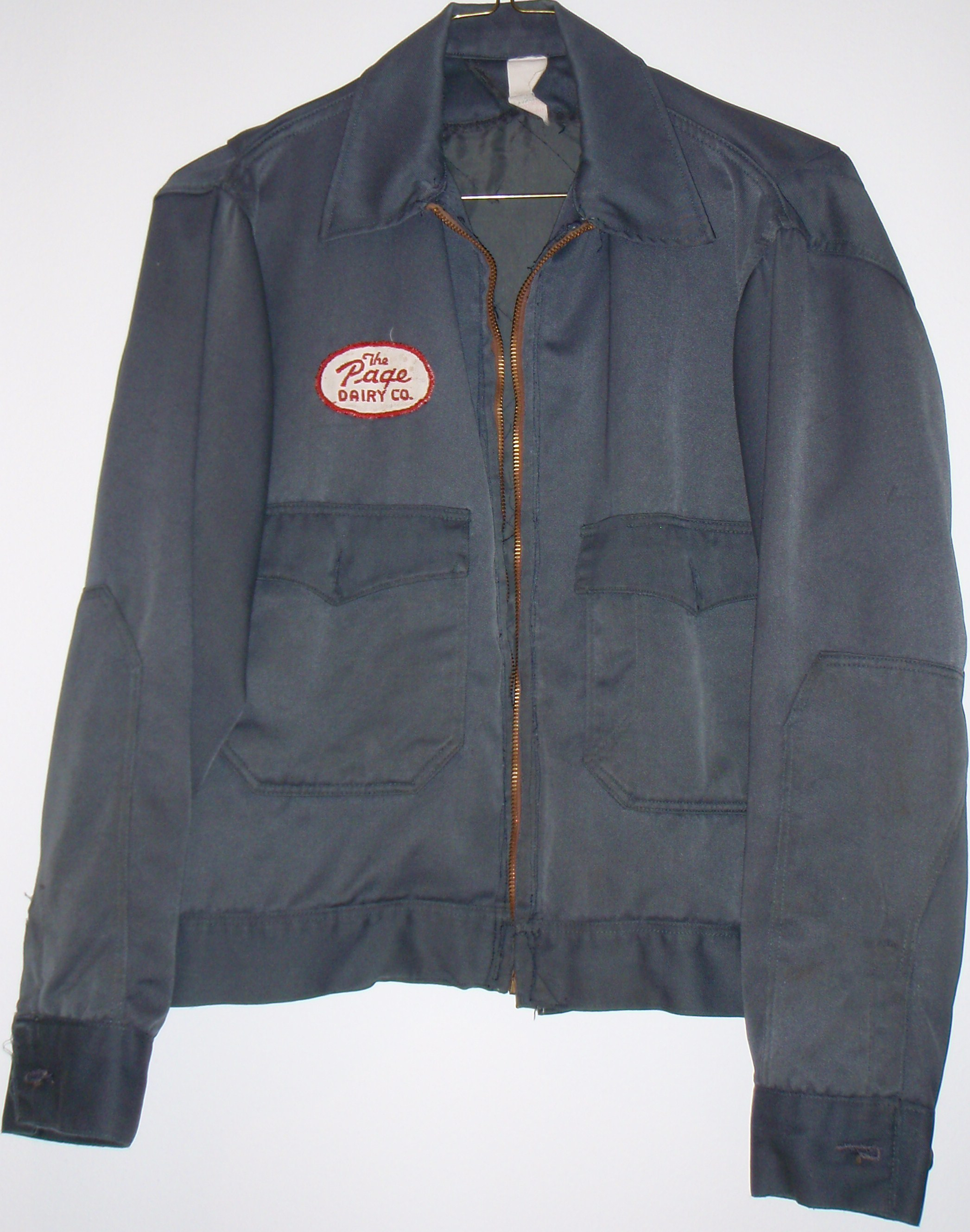 Page Dairy Jacket