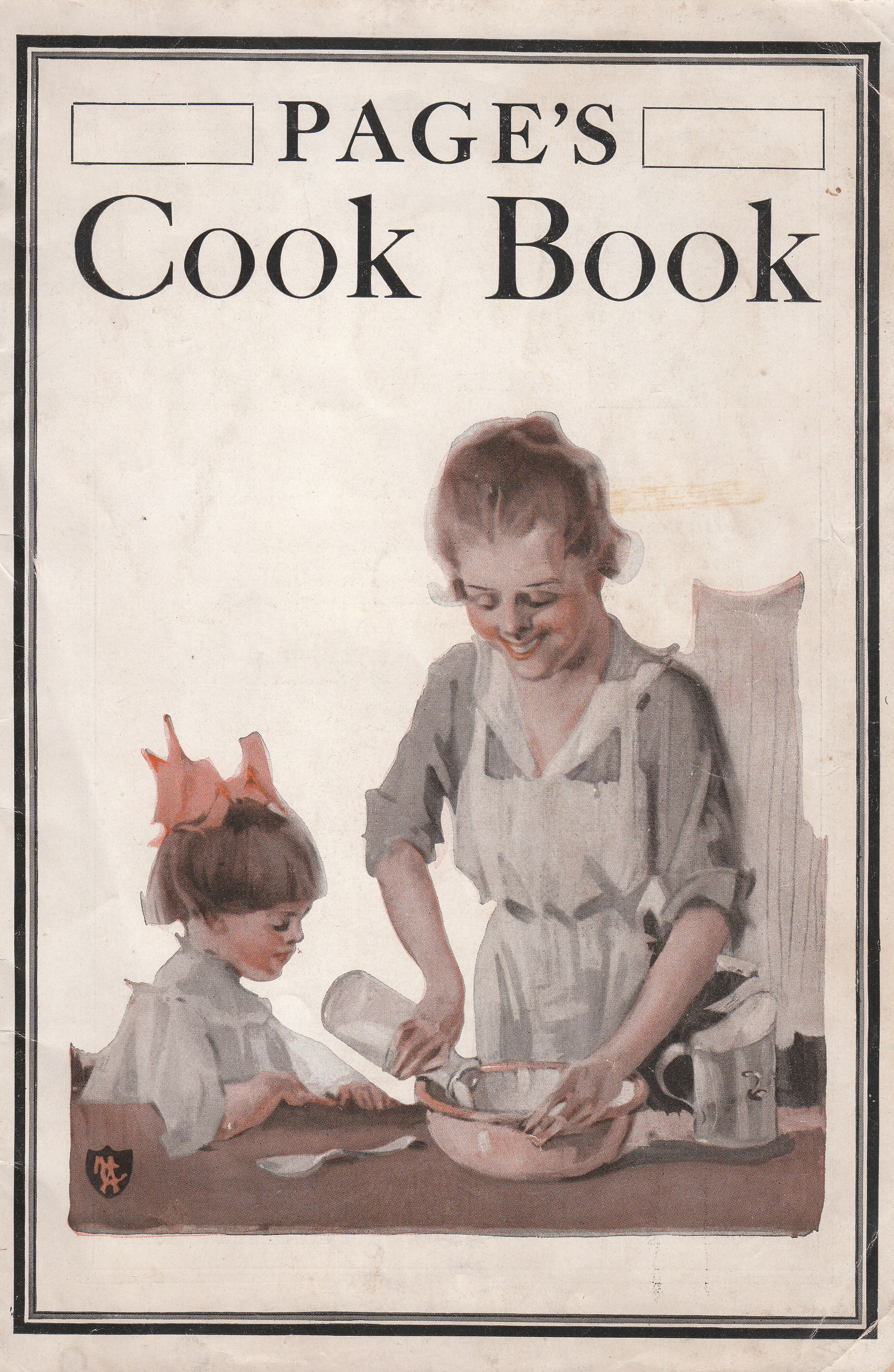 Page\'s Cook Book