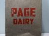 Page Dairy Metal Milk Box