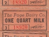 Page Dairy One-Quart Milk Coupons