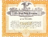 Page Dairy Stock Certificate
