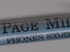 Page Milk Company - Merrill WI Pencil