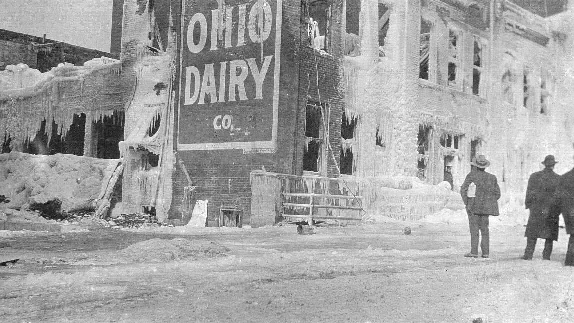 Ohio Dairy after Fire2