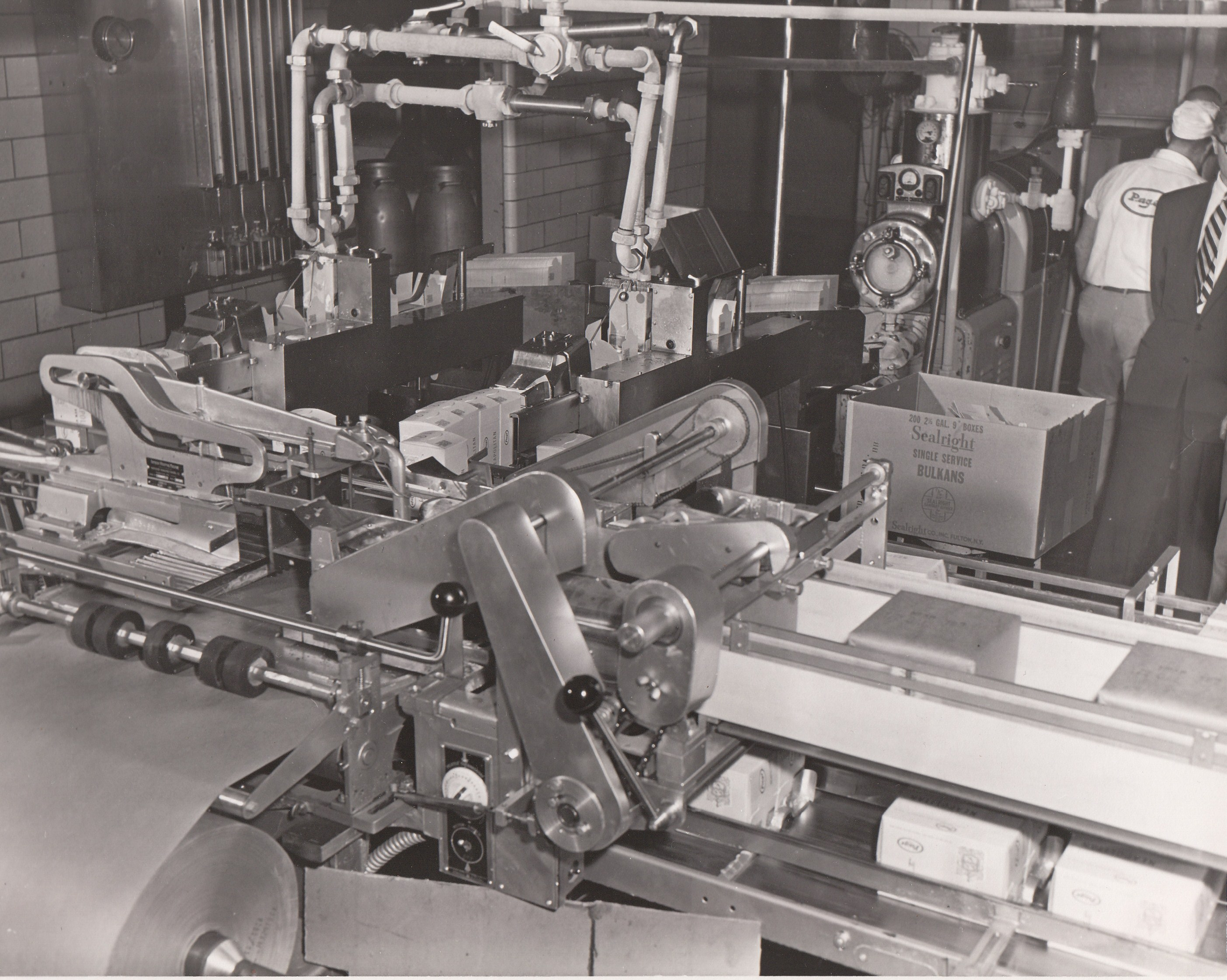 Page Dairy Production Line